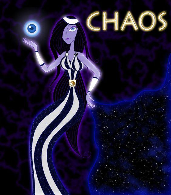 chaos-greek