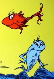 seuss one-fish